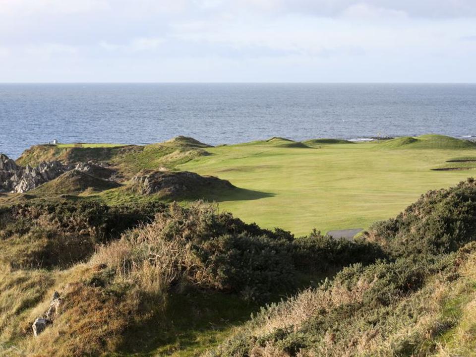 Ardglass Golf Course 4th Hole