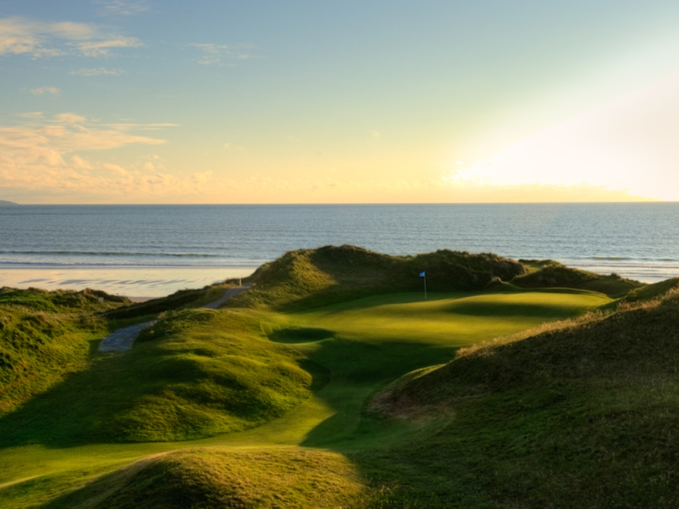 Play Ballybunion Old Course, near Killarney, Ireland