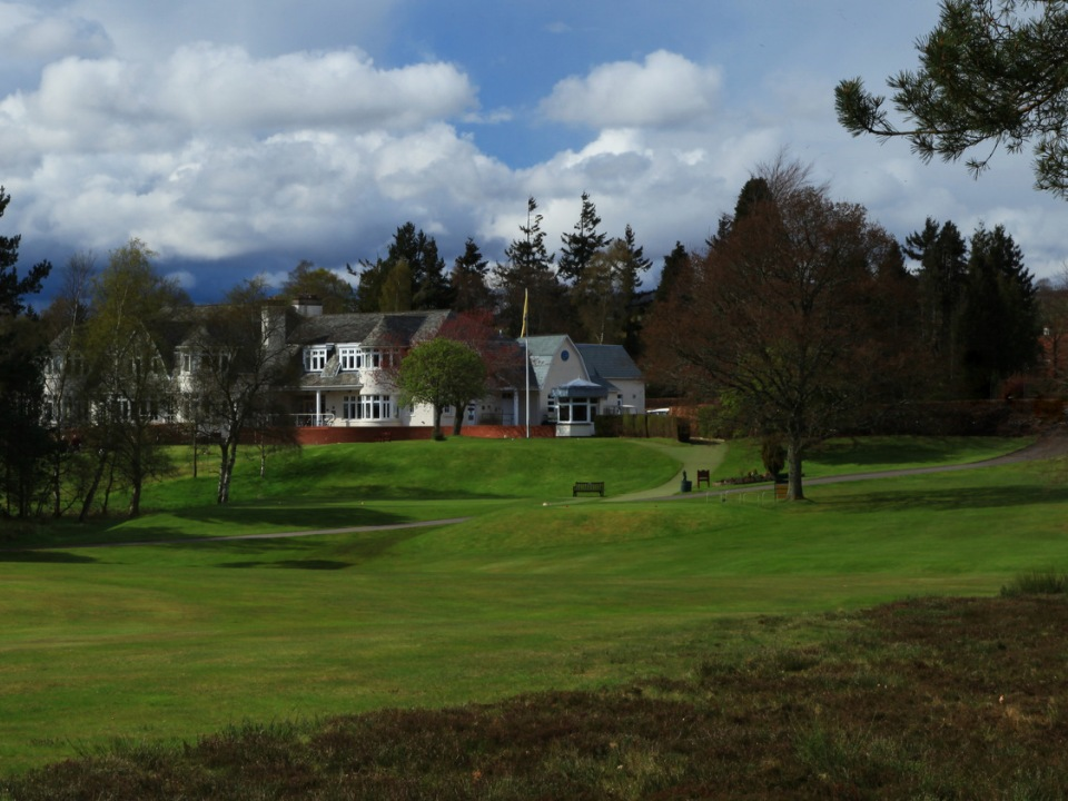 Play Blairgowrie Rosemount Course and Blairgowrie Landsdowne Course, Scotland