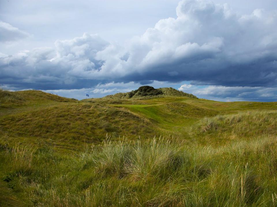 british open 2019 at royal portush  northern ireland  tour