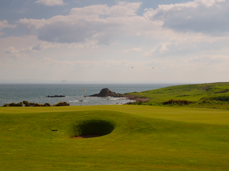 Play Crail Balcomie Course and Crail Craighead Course, Scotland