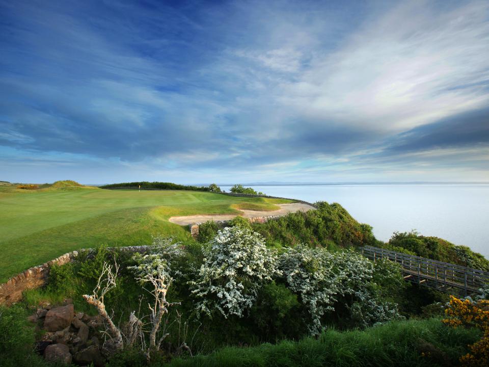 Play Fairmont Torrance Course, near St. Andrews, Scotland