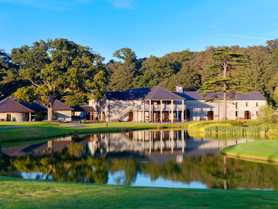 Fota Island Golf Course Clubhouse