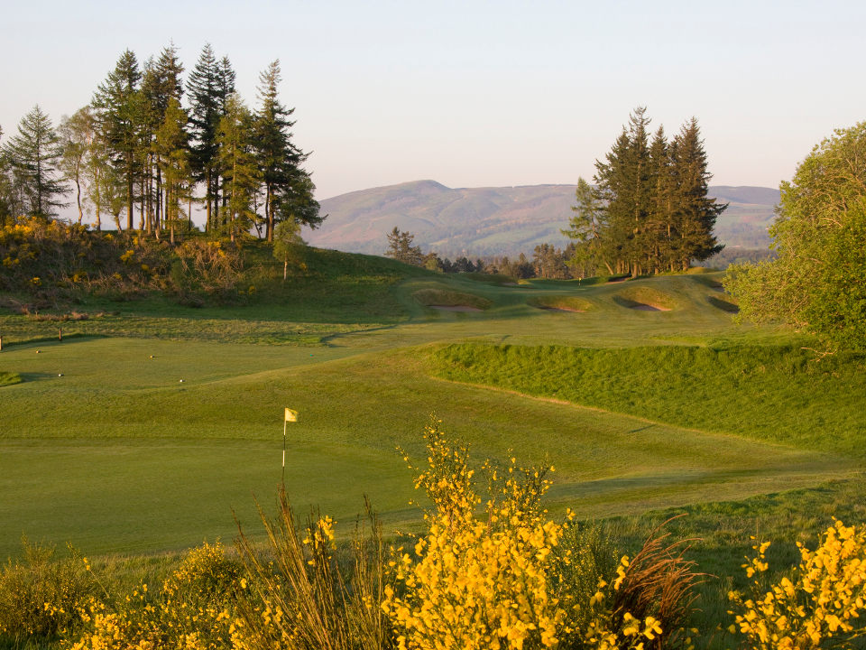 Play Gleneagles Kings Course, Scotland