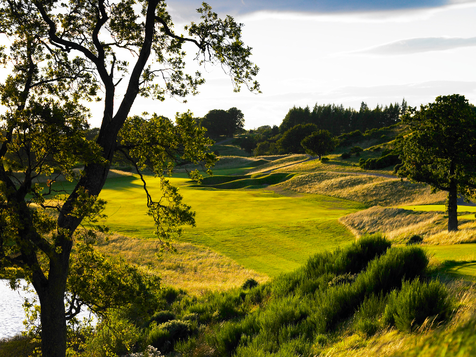 Play Gleneagles PGA Centenary Course, near Perth, Scotland