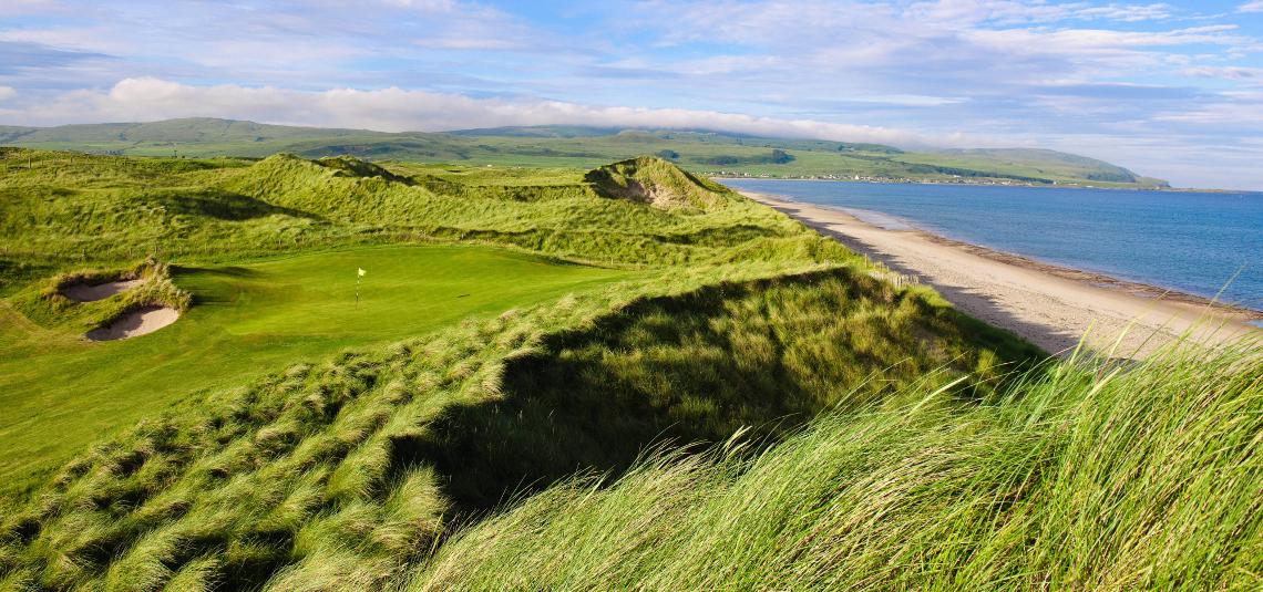 Play Machrihanish Dunes Golf Course, Scotland
