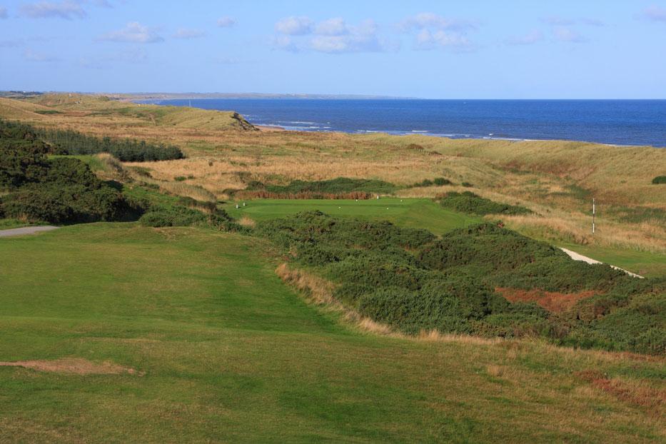 Play Murcar Golf Course, near Aberdeen, Scotland
