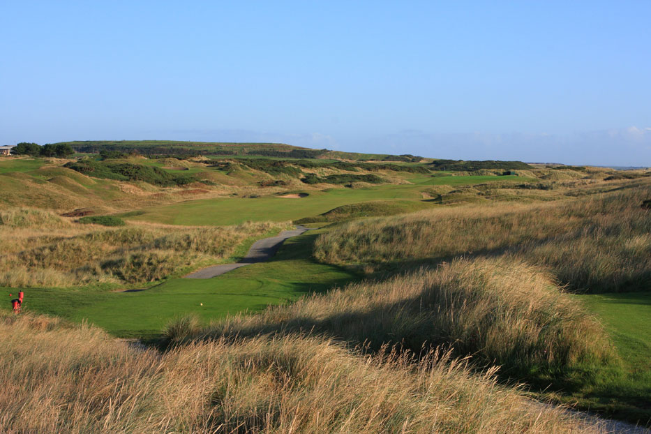 Play Murcar Golf Course, near Aberdeen, Scotland