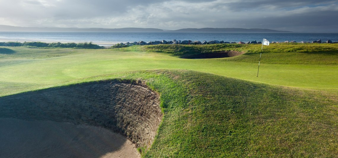 Play Nairn Championship Course, The Highlands, Scotland