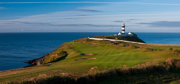 Oldhead Golf Course 4th Hol, Kinsale Ireland