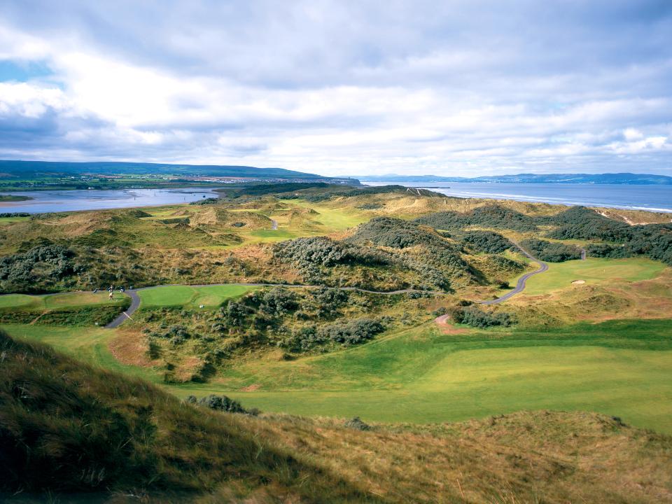 Portswart Strand Golf Course