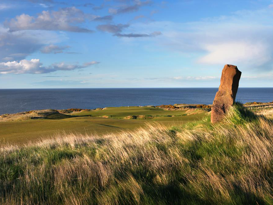 Play St Andrews Castle Course, Scotland