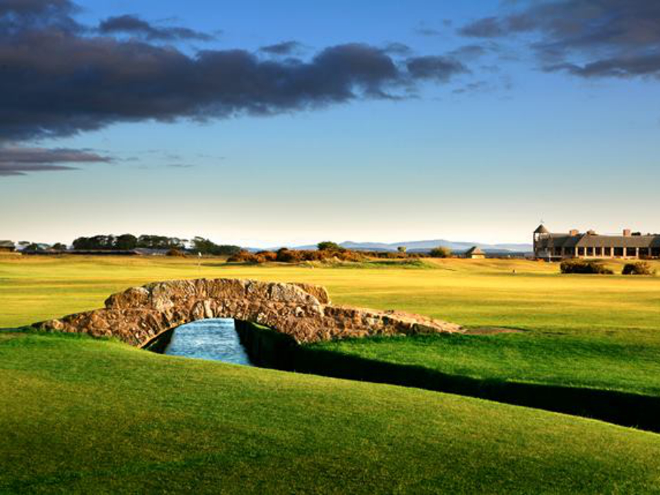 Play St Andrews Old Course on a Guaranteed Time, Scotland