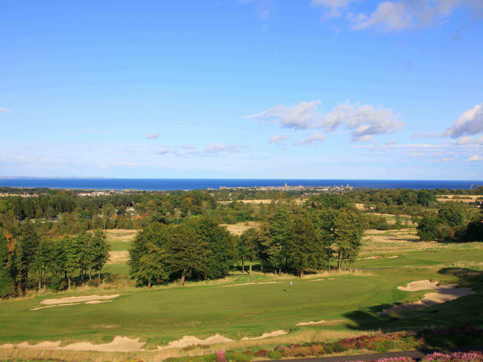 how to play st andrews golf course