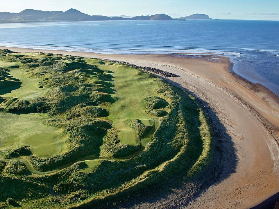 Waterville Beach Golf Course