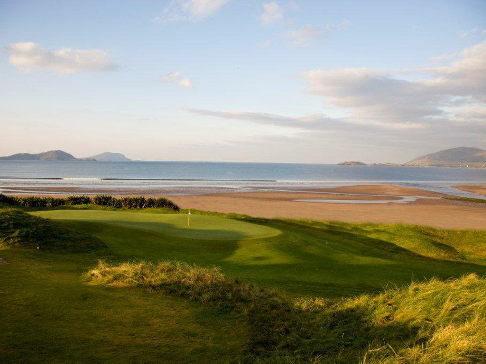 Waterville Beach Golf Course 16th Hole
