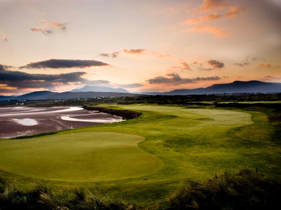 Waterville Beach Golf Course 3rd Hole