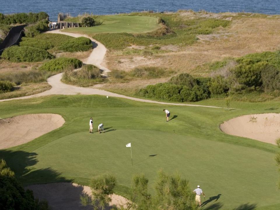 Play El Saler Golf Course, near Valencia, Spain