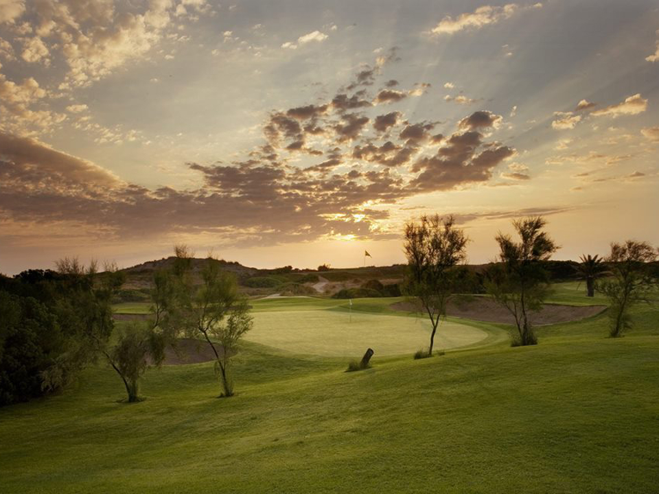 Play El Saler Golf Course, near Valencia, Spain
