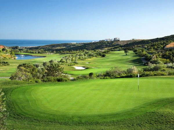 Finca Cortesin 6th Hole
