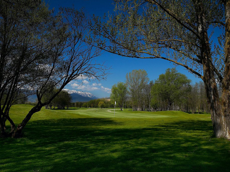 Play Fontanals Golf Course, Spain