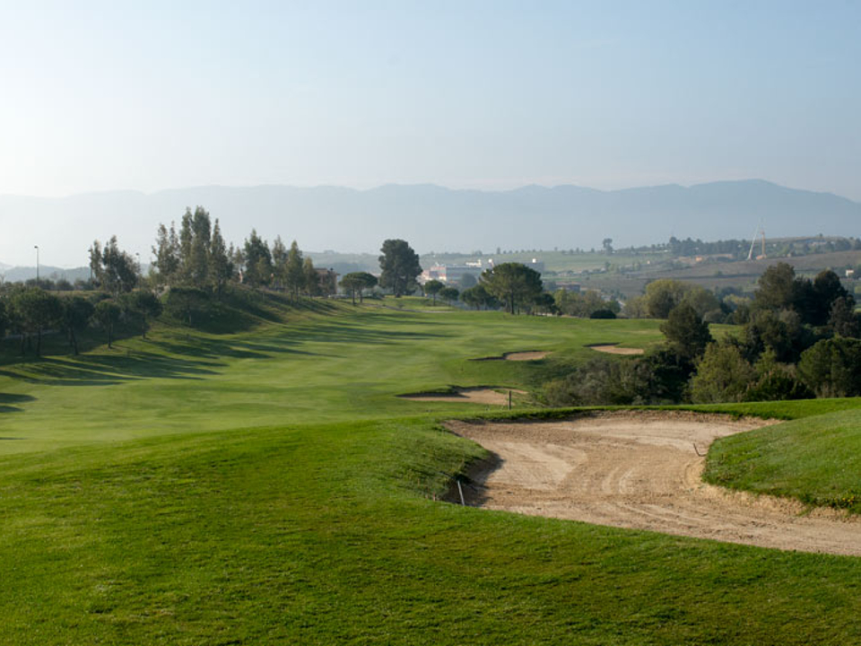 Play Barcelona Golf Club, near Barcelona, Spain
