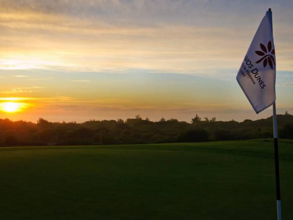 Play Oitavos Dunes Golf Course, near Lisbon, Portugal