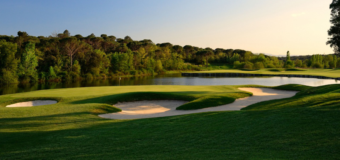 Play PGA Catalunya Stadium Course, near Barcelona, Spain
