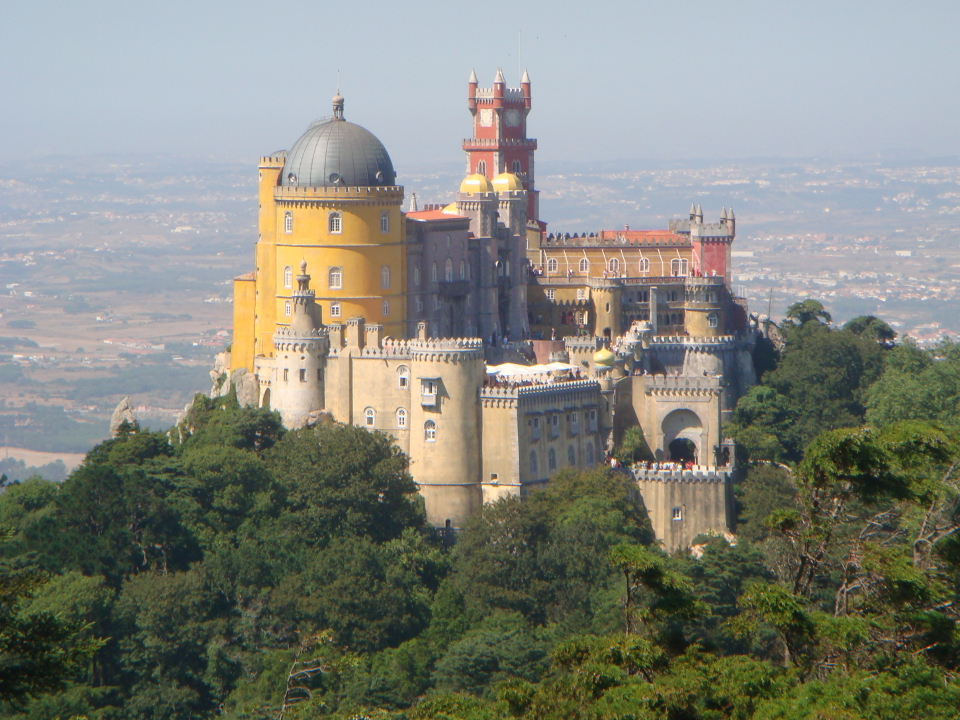 Pena National Palace, Sintra