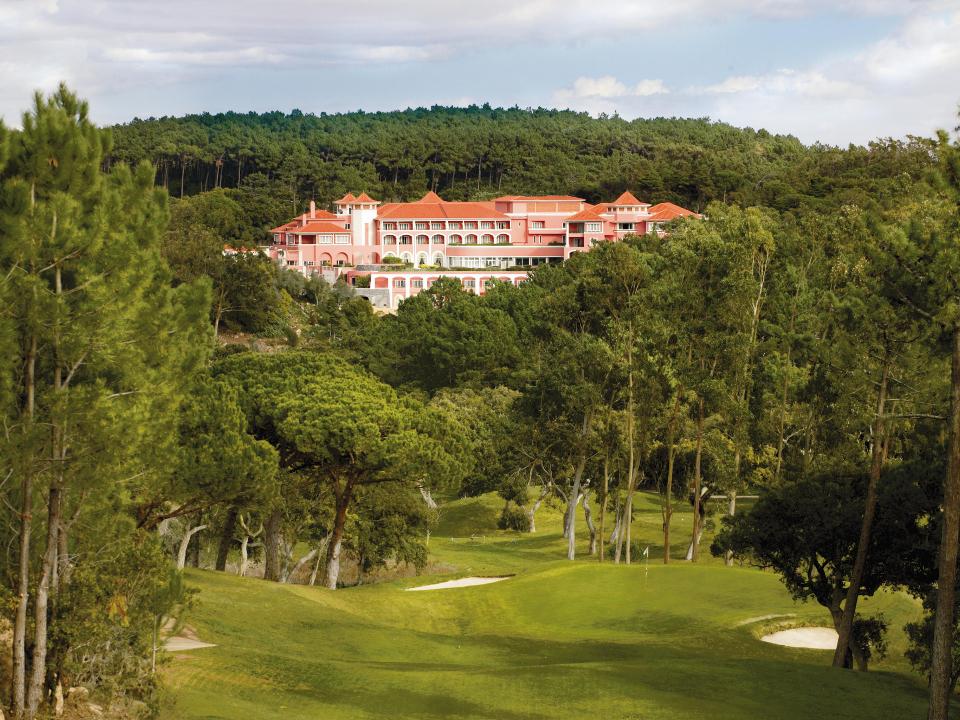 Play Penha Longa Atlantic Golf Course, near Lisbon, Portugal