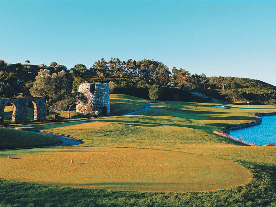 Play Penha Longa Atlantic Golf Course, near Lisbon, Portugal