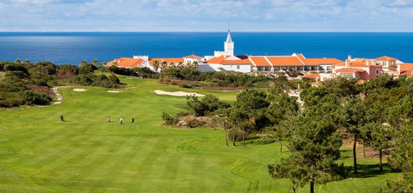 Play Praia d'el Rey Golf Course, near Lisbon, Portugal