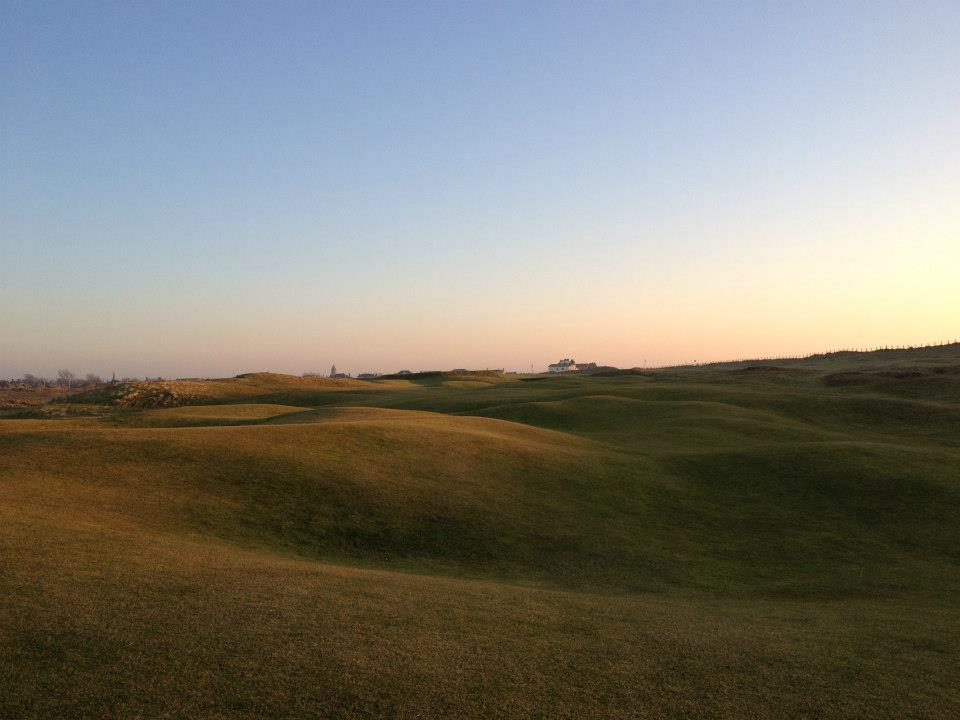 Play Prestwick Old Course, Scotland