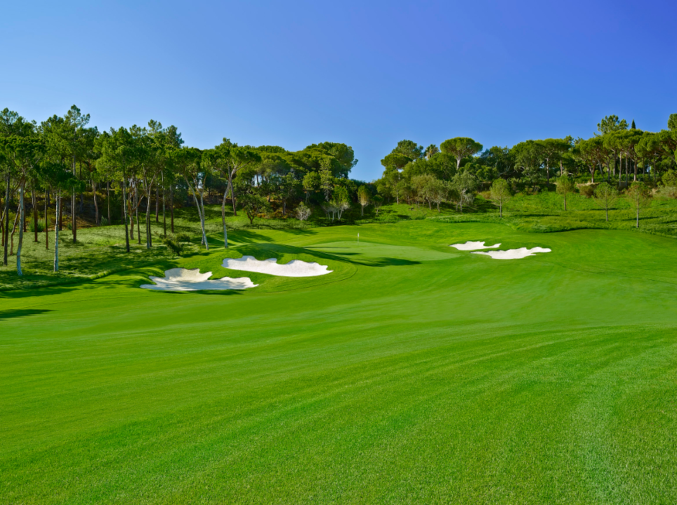 Play Quinta do Lago North Golf Course, The Algarve, Portugal