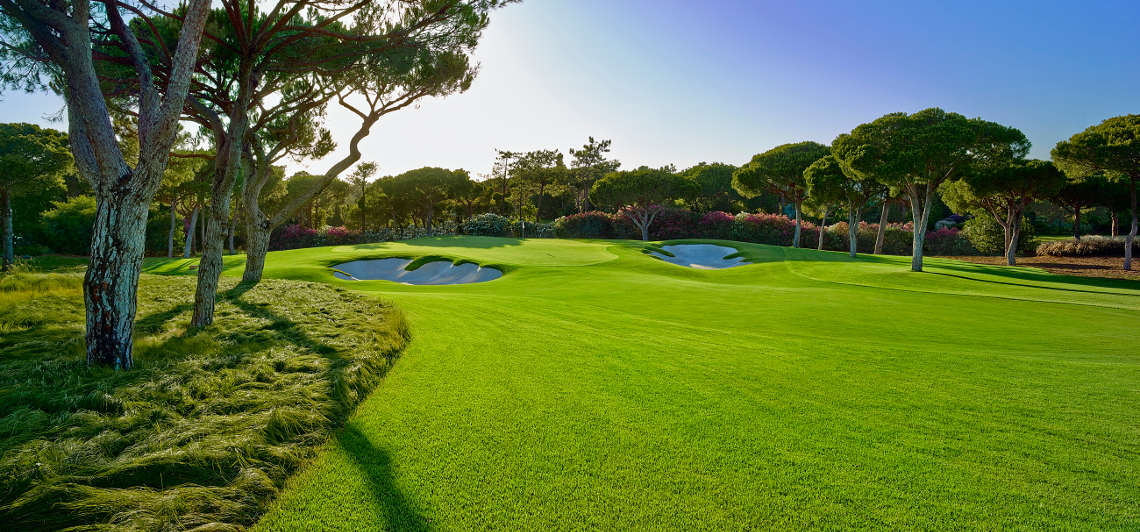 Play Quinta do Lago Golf Courses, The Algarve, Portugal