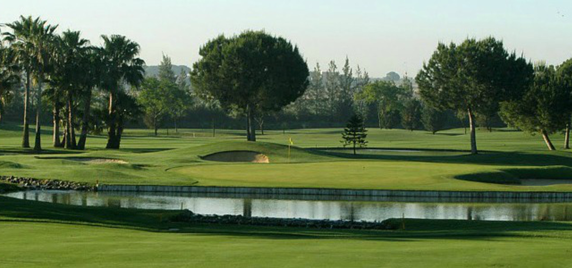 Seville Golf Course - Spain