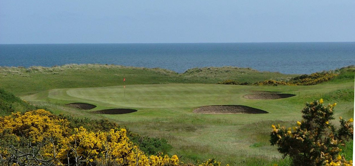 Play Royal Aberdeen Balgownie Course, near Aberdeen, Scotland