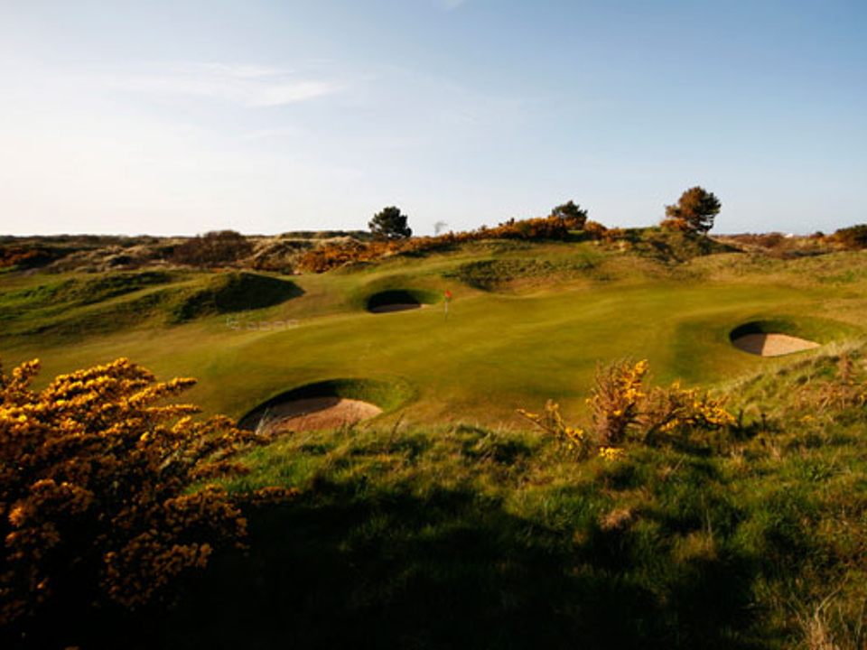how to play royal birkdale