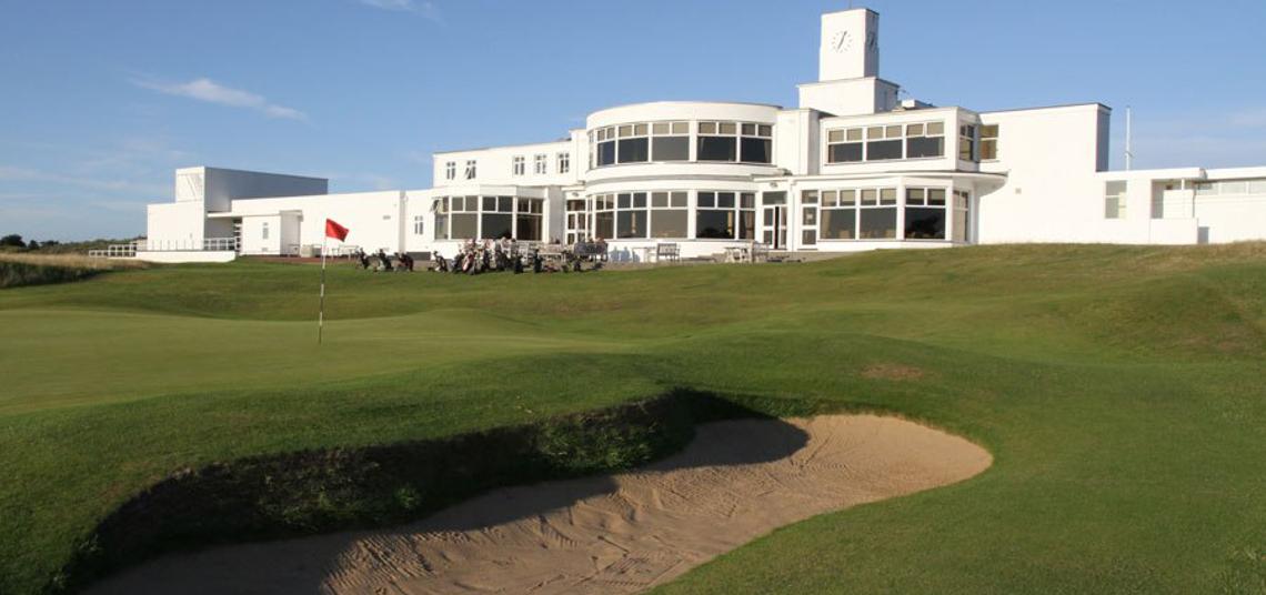 Royal birkdale golf package - Club deco ...