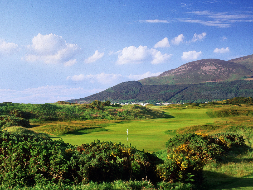 Royal County Down Golf Course hole 12