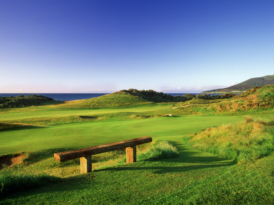 Royal County Down Golf Course 5th Hole