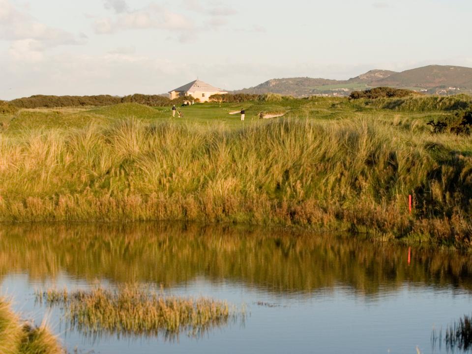 Royal Dublin Golf Course and Club