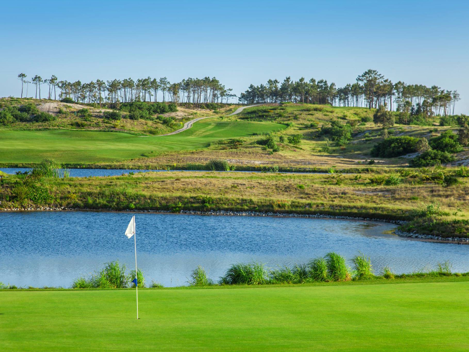 Play Royal Obidos Golf Course, near Lisbon, Portugal