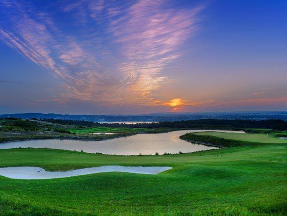Play Royal Obidos Golf Course, near Lisbon, Portugal