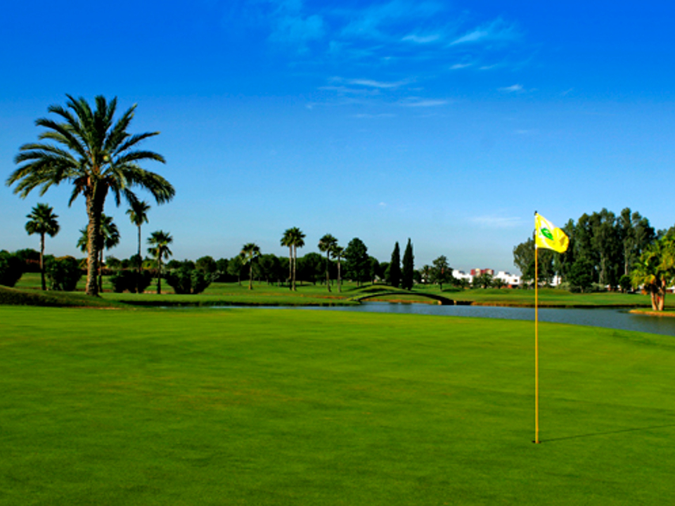 Beautiful golf vacations to Seville, Spain at the Royal Sevilla!