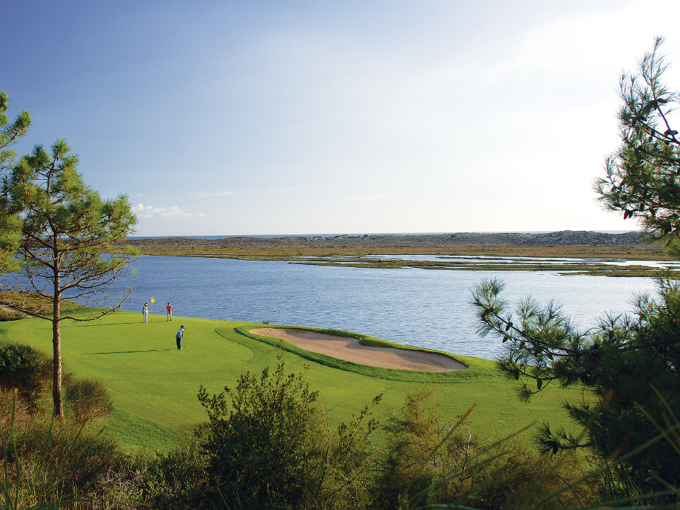 Play San Lorenzo Golf Course, near Vilamoura, The Algarve, Portugal