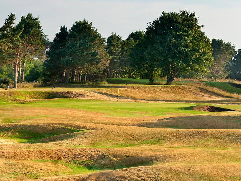 Scotscraig Golf Course