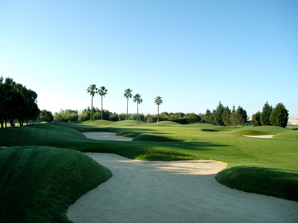 Play Seville Golf Club