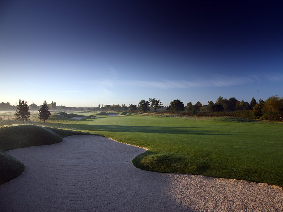 The Belfry PGA National 12th Hole