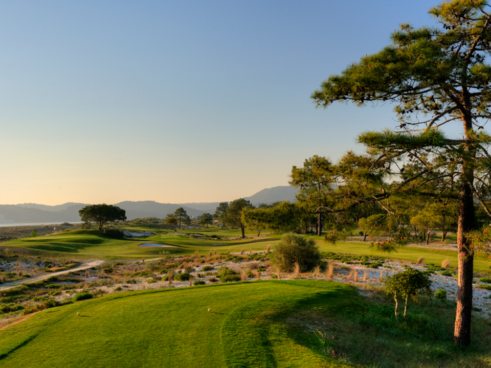 Play Troia Golf Course, near Lisbon, Portugal